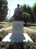 Image for Lincoln Statue - Library Park - Kenosha, WI