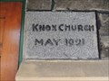 Image for 1921 - Knox United Church - Trail, BC, Canada