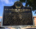 Image for R.B. Hudson High School - Selma, AL