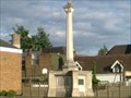 Image for Cheam   -Combined  -War Memorial, Cheam, Surrey, UK