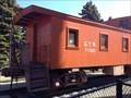 Image for Grand Trunk Caboose 77915 - Grand Haven, Michigan