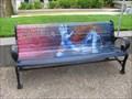 Image for Janis Joplin bench - Santa Rosa, CA