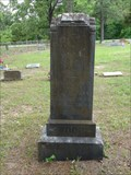 Image for William Henry Wood - Garland Cemetery - Annona, TX