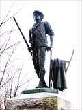 Image for Minute Man Sculpture - Concord, MA