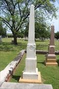 Image for Andrew Jackson Hitchcock - Denton, TX