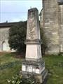 Image for Monuments aux Morts de Rossay (Loudun, Poitou-Charentes, France)