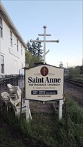 Image for Saint Anne Orthodox Church - Corvallis, OR
