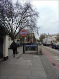 Image for Regent's Park Underground Station - Marylebone Road, London, UK