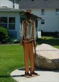 Image for Howdy Pilgrim! - Brooklyn, Iowa