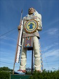 Image for Big Freeport Indian - Freeport, ME
