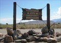 Image for Manzanar War Relocation Center – Manzanar, CA