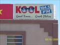 "Image for ""KOOL  104.5 FM"" Farmington,NM USA"