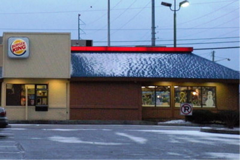Burger King 4285 I 79 Exit 78 Cranberry Township