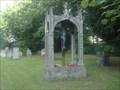 Image for WWI Memorial, All Saints Church, Fulham, London UK