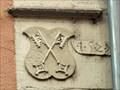 Image for Coat of Arms at the former Weinstadel, Keplerstraße 14, Regensburg - Bavaria / Germany