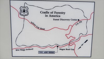 Cradle of Forestry - Blue Ridge Mountains, TN.