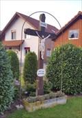 Image for Wooden Wayside Cross Bodenmattstrasse - Wallbach, AG, Switzerland