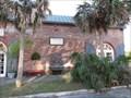 Image for Former Apalachicola Sponge Exchange - Apalachicola Bay, Florida, USA.