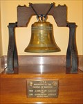Image for Liberty Bell Replica - KS State Capitol, Topeka KS