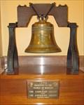 Image for Liberty Bell Replica - KS State Capitol, Topeka KS