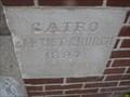 Image for 1894 - Cairo Baptist Church - Cairo, Illinois