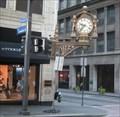 Image for Kauffmann Clock, Pittsburgh, Pennsylvania, USA
