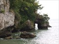 Image for Needle's Eye Arch - Gibralter Island, Ohio