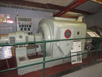 Internal Fire - Museum Of Power