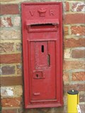 Image for Victorian Post Box - Brownsea Island, Poole, Dorset, UK