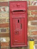 Image for Victorian Post Box - Brownsea Island, Poole, Dorset, UK