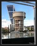 Image for Water Tower (Depósito Elevado de Aguas) at Plaza Castilla - Madrid, Spain