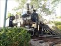 Image for Back to the Future - Locomotive - Orlando, Florida, USA.