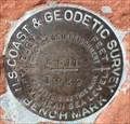 Image for U.S. Coast & Geodetic Survey E 311 Benchmark - Cheyenne, WY