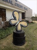 Image for Credit Union Butterfly - Stillwater, OK