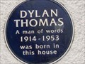 Image for Dylan Thomas Country - Swansea, Wales.