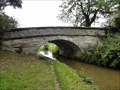 Image for Arch Bridge 83 Over The Macclesfield Canal - Scholar Green, UK