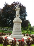 Image for Wolcottville Soldiers' Monument - Torrrington, CT