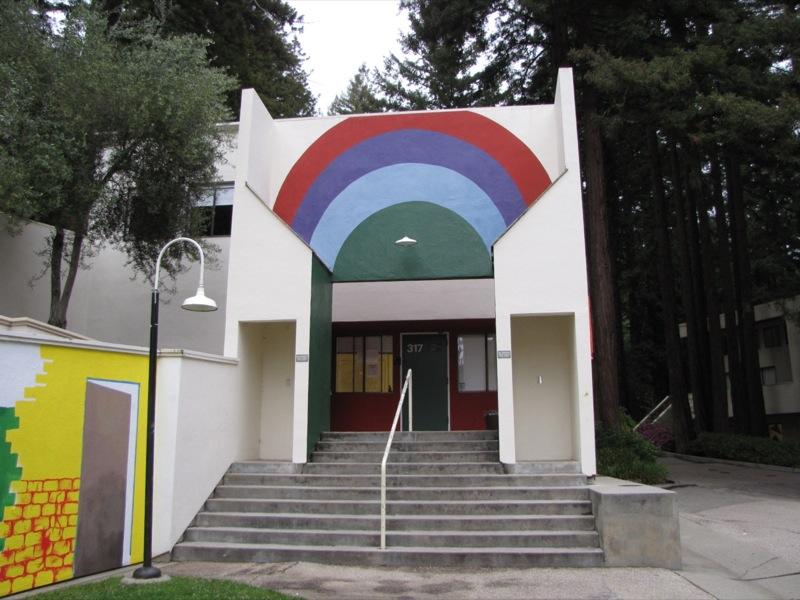 Kresge College UCSC Santa Cruz California Great Buildings Of - Google maps kresgie college us santa cruz