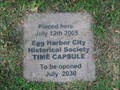 Image for Egg Harbor City Historical Society Time Capsule - NJ