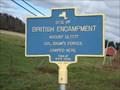 Image for British Encampment - White Creek, NY