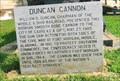 Image for Duncan Cannon
