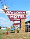 Image for Western Motel - Route 66 - Bethany, Oklahoma, USA.