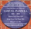 Image for Sir Samuel Plimsoll - Bristol Aquarium, Anchor Road, Bristol, UK