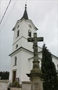 Image for Churchyard cross - Mistrovice, Czech Republic