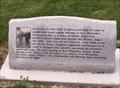 Image for Miss Veedol Replica Plaque - Ballard Park, E. Wenatchee, WA