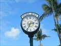 Image for Mission Beach Rotary Clock, Queenland, Australia