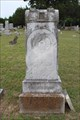 Image for Lee Watkins - Altoga Cemetery - Altoga, TX