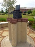 Image for John 15:13 - Denton County Firefighters Memorial - Denton, TX