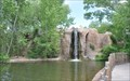 Image for Rio Grande Zoo Waterfall