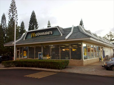 Mililani Mauka Mililani HI McDonalds Restaurants on Waymarkingcom
